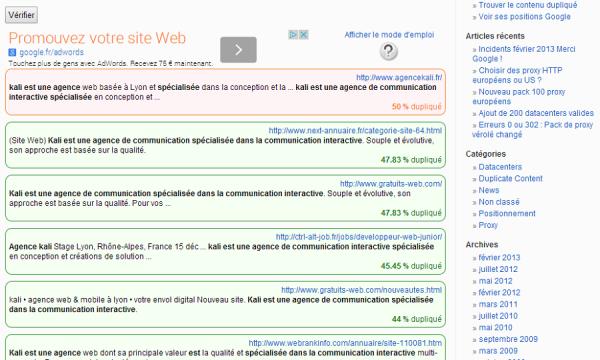 kali • agence web & mobile à lyon • votre envol digital