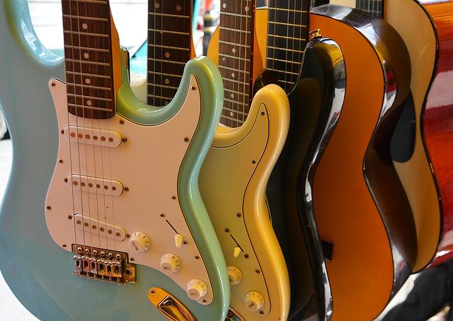 Comment bien choisir ses cordes de guitare?